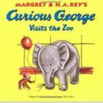 英語絵本の読み聞かせ「Curious George Visits the Zoo」