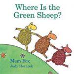 英語絵本の読み聞かせ「Where is the green sheep?」