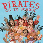 英語絵本「Pirates Go To School」