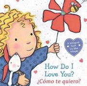 絵本「How Do I Love You」
