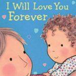 英語絵本の読み聞かせ「I will love you forever」