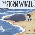 英語絵本の読み聞かせ「THE STORM WHALE」