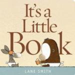 幼児向け英語絵本「it's a little book