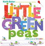 読み聞かせ英語絵本「Little Green Peas」