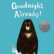 英語絵本「Goodnight, Already!」