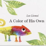 英語絵本「A Color of his Own」