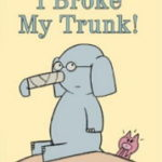 英語絵本「I Broke My Trunk!」