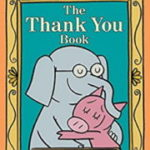 英語絵本「The Thank You Book」