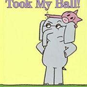 幼児向け英語絵本「A Big Guy Took My Ball!」
