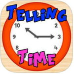 英語で時計Clock Practice Learning Games