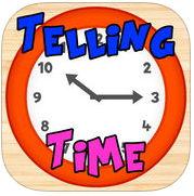 英語で時計Clock Practice Learning Games