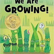 英語絵本「We are growing!」