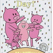 英語絵本「Happy Pig Day」
