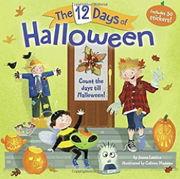 ハロウィンの英語絵本「The 12 Days of Halloween」