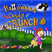 ハロウィンの英語絵本「Halloween Candy Crunch!」