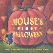 ハロウィンの英語絵本「Mouse's First Halloween」