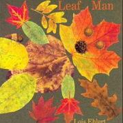 英語絵本「Leaf Man」
