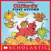 英語絵本「Clifford's First Autumn」