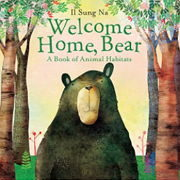 英語絵本「Welcome Home, Bear」