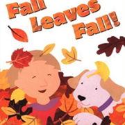 英語絵本「Fall Leaves Fall!」