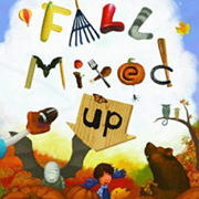 英語絵本「Fall Mixed Up」