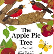 英語絵本「The Apple Pie Tree」