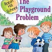英語絵本「The playground problem」