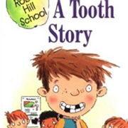 英語絵本「A Tooth Story」