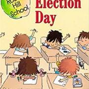 英語絵本「Election Day」