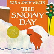 英語絵本「The Snowy Day」