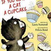 英語絵本「If You Give A Cat A Cupcake」