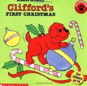 英語絵本「Clifford's First Christmas」