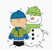 雪ダルマのつくり方を英語で!「Let's Build a Snowman」