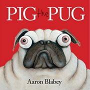 英語絵本「Pig the Pug」