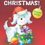 クリスマスの英語絵本「I LOVE CHRISTMAS」