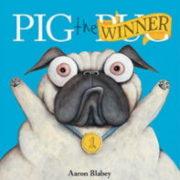英語絵本「Pig the Winner」