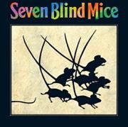 英語絵本「Seven Blind Mice」