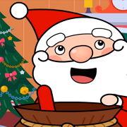 クリスマスのアニメ「The Night Before Christmas」