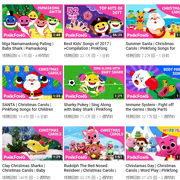 英語で楽しめる子供向けアニメ動画