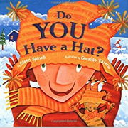 英語絵本「Do You Have A Hat? 」