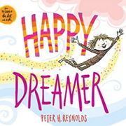 英語絵本「Happy Dreamer」