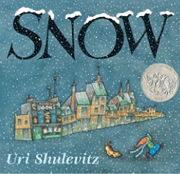 英語絵本「Snow」