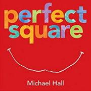 英語絵本「Perfect Square」