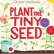 英語絵本「Plant the Tiny Seed」