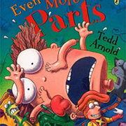 英語絵本「Even More Parts」