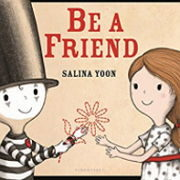 英語絵本「Be a Friend」