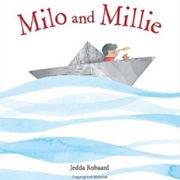 英語絵本「Milo and Millie」