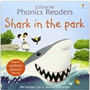 フォニックス絵本「Shark in the Park」