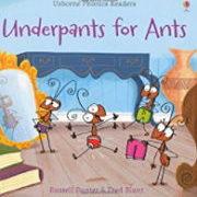 フォニックス絵本「Underpants for Ants」