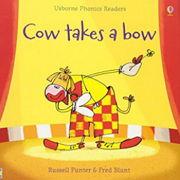フォニックス絵本「Cow Takes a Bow」